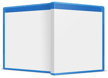 Blu-ray Case - Blank Stock Photo