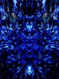 Blu scuro Fotografia Stock