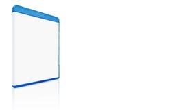 Blu-straal dekking 3 Stock Afbeelding