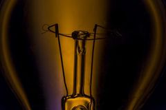 Blub和蜡烛融合marco 库存照片