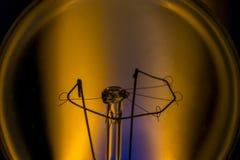 Blub e marco da fusão da vela Fotografia de Stock