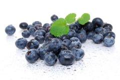 bluberry堆 免版税库存图片