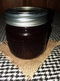 Bluberry Jam royalty free stock photography