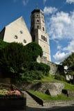 Bludenz,福拉尔贝格州,奥地利 图库摄影