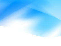 Blue. And white  background  with lines.  abstract illustration Royalty Free Stock Image