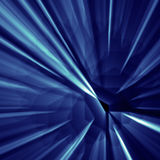 Blue abstarct shine background Royalty Free Stock Images