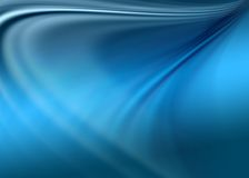 Blue abstract. Composition with flowing design vector illustration