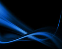 Blue abstract stock illustration
