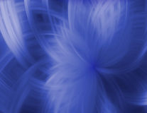 Blue abstract Stock Photo