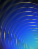 Blue  abstract. Bluepatterned gradient abstract background illustration Royalty Free Stock Image