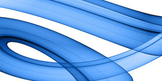 Blue abstract background stock image