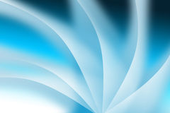 Blue abstract background Royalty Free Stock Photography