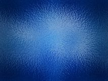 Blue abstract background. Texture of a blue abstract background stock illustration