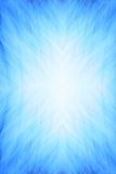 Blue abstract background. Abstract blue background with a hotspot Royalty Free Stock Photos