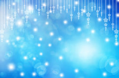 Blue abstract background. Abstract background beauty blue cold computer concepts Stock Photo