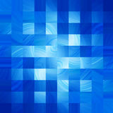 Blue abstract background Royalty Free Stock Photo