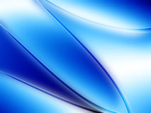 Blue abstract background. Modern blue abstract background illustration Royalty Free Stock Photography