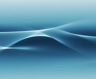 Blue abstract background. 3d rendering of an abstract background Royalty Free Stock Photo