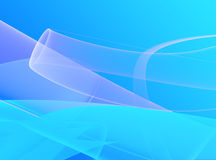 Blue abstract background. Fantastic blue abstract semitransparent background Stock Photo