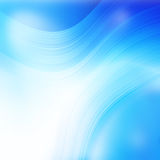 Blue abstract background Royalty Free Stock Photos