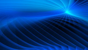 Blue Abstract Background stock video