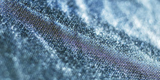 Blue abstract background banner Stock Images