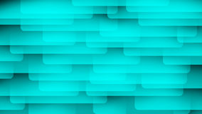 Blue abstract background on the black strip Stock Image