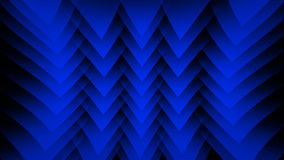 Blue abstract background on the black strip Royalty Free Stock Photography