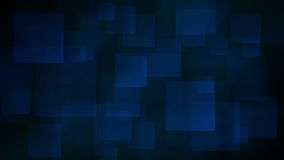 Blue abstract background of blurry squares. Abstract background of blurry squares in blue colors stock illustration
