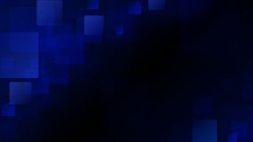 Blue abstract background of blurry squares Royalty Free Stock Photo