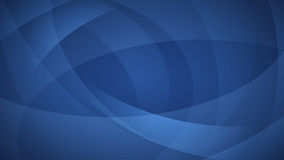 Blue abstract background. Abstract background of curved lines in blue colors Stock Photos
