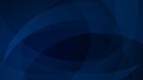 Blue abstract background. Abstract background of curved lines in dark blue colors vector illustration