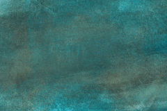 Blue abstract background. Blue cyan abstract background or texture Stock Images