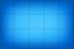 Blue abstract background design Stock Photography