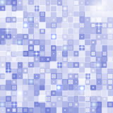 Blue abstract background. Abstract background from different squares. Vector illustration. Used for your modern design vector illustration