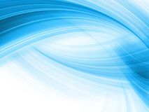Blue Abstract background. Abstract background of dynamic blue lines royalty free illustration