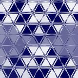 Navy Blue Abstract background geometry shine and triangle element , in blue marina and white. Blue Abstract background geometry shine and triangle element , in stock illustration