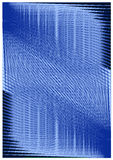 Blue Abstract Background Illustration. Blue Abstract Backgrounds and Textures Illustration Stock Photography