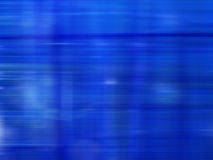 Blue abstract background with light lines. Blur Stock Photography