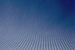 Blue abstract background with lines Stock Images