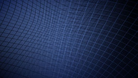 Blue abstract background. Abstract background of lines and rectangles in blue colors Royalty Free Stock Images