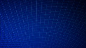 Blue abstract background. Abstract background of lines and rectangles in blue colors Stock Image