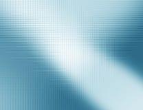 Blue abstract background, metallic mesh Stock Photos