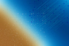 Blue abstract background shade Stock Image