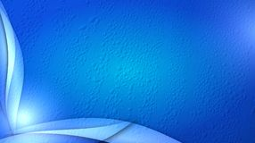 Blue Abstract background shining light. This vector pattern is for website background, wallpaper, screen sever, book cover royalty free illustration