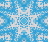 Blue abstract background. Soft Blue pattern abstract background royalty free illustration