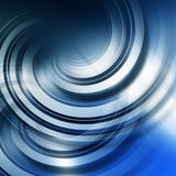 Blue Abstract Background Royalty Free Stock Image