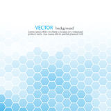 Blue abstract background texture - trendy business website template with copy space Royalty Free Stock Photography