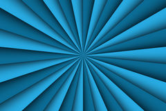 Blue abstract background, two shades of blue lines Royalty Free Stock Photography