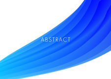Blue abstract background vector. Blue light color line abstract background vector Stock Images